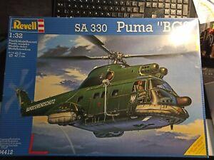 HELIKOPTER  SA 330 Puma  1:32,   Hubschrauber des BGS