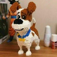 Balody Buddy Dachshund Dog Animal DIY Diamond Mini Building Blocks Bricks HOT
