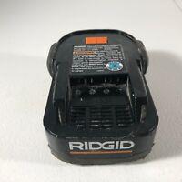 Ridgid R840085 18V 18 Volt 1.5Ah Hyper Lithium Ion Battery Li-ion