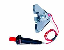 Char-Broil 2884681 Hot Shot Push Button Igniter, 6 Points to spark