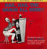 Frank 88 Malone-Hail Hail The Gangs All Here Vinyl LP.Pye Golden Guinea GGL 0101