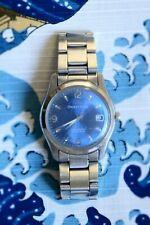 Orient Star Explorer Watch beautiful blue dial 36 mm3012