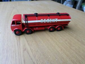 DINKY MECCANO SUPERTOYS FODEN TANKER FIRST TYPE CAB