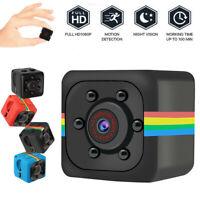 Spy Dash Cam IR Full HD Hidden DV DVR Camera 960P NEW Mini SQ11 Car Night Vision