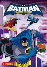 Batman l'alliance des heros volume 4 DVD NEUF SOUS BLISTER