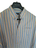 Mens chic BURBERRY LONDON by BURBERRY long sleeve shirt size XL. RRP £175.