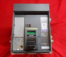 square d PJ1200 circuit breaker 1200 amp drawout crack near stabs