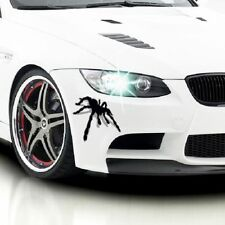 Stickers New Auto Car Accessories Car Sticker Funny 3D Spider Styling