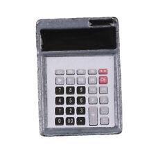 1:12 Dollhouse Metal Calculator Home Office School Miniature Accessory DecoRASK