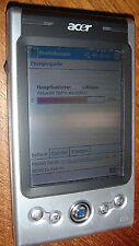Acer n35 PDA Pocket PC GPS Navigationsgerät incl. Zubehör: Ladeschale und Stift