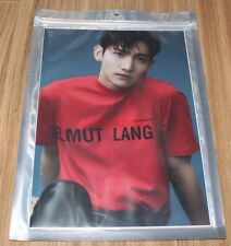 TVXQ! New Chapter #1 SMTOWN GIFTSHOP OFFICIAL GOODS MAX CHANGMIN A4 PHOTO NEW