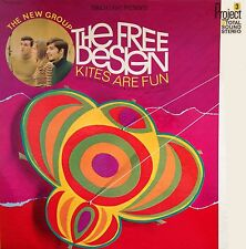 THE FREE DESIGN Kites Are Fun PROJECT 3 RECORDS Sealed Vinyl Record LP