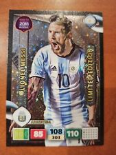 ROAD TO RUSSIA 2018 - LIONES MESSI - LIMITED EDITION ADRENALYN XL FIFA WORLD CUP