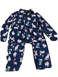 Boys Carters Christmas Pajamas size 5