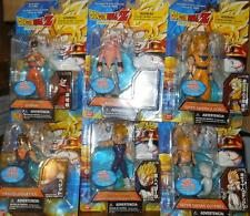 "Ban Dai - Dragonball Z / Dragon Ball Z - Set of 6  4.5"" Anime figures MOC"