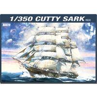 ACADEMY #14110 1/350 Plastic Model Kit Clipper Ship Cutty Sark