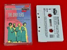 THE DRIFTERS 'THE DRIFTERS'   CASSETTE TAPE ALBUM - ARIOLA EXPRESS / BMG!