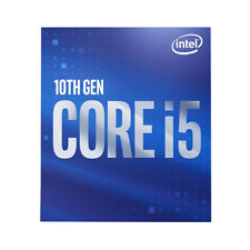 Intel Core i5-10500 6 Cores / 12 Threads up to 4.5 GHz LGA1200 BX8070110500