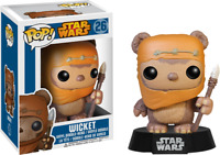 Pop! Vinyl--Star Wars - Ewok Wicket Pop! Vinyl