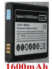 Batteria 1600mAh tipo EB494358VU Per Samsung GT-S5660 Galaxy Gio