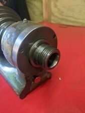 Habegger Jh 102 Headstock With W20 Spindle Fits On Schaublin 102