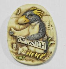 Harmony Kingdom Murphy Pin - Penguin Royal Watch Club Pin - 1999 - Retired!
