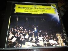 Neujahrskonzert 1980 (DG) Wiener Philharmoniker/Lorin Maazel  [CD]