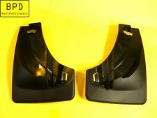 11-19 Ford Explorer PAIR No-Drill Mud Flaps Front WeatherTech 110039
