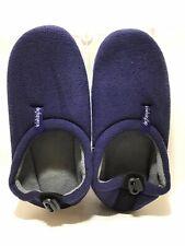 DE FONSECA AOSTA P M30 Blu Pantofole Chiuse Uomo Invernali suola rinforzata