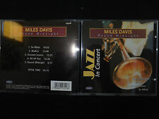 RARE CD MILES DAVIS / ROUND MIDNIGHT / LIVE /