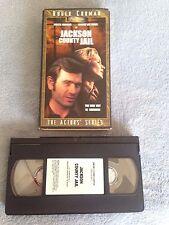 Jackson County Jail (1976) -VHS Video Tape-Action-Yvette Mimieux-Tommy Lee Jones