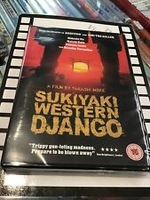 Sukiyaki Western Django (Brand New & Sealed)