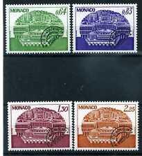 MONACO - 1978 - timbres préoblitérés  58/61 - neufs**