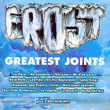 Frost's Greatest Joints by Frost (2 [Kid Frost]) (CD, Feb-2001, Thump Records)