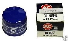 AC Delco Oil Filter 1975 Buick Skyhawk Oldsmobile Starfire 231ci
