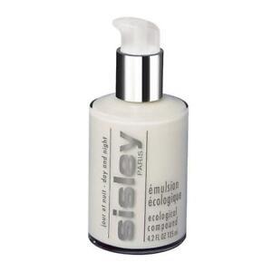 Sisley Paris Ecological Compound Emulsion Day & Night 125ml 4.2oz Pump New NoBox