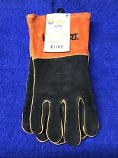 Hobart 770439 Form Fitted Welders Gloves Mig Weldingmulti Purpose