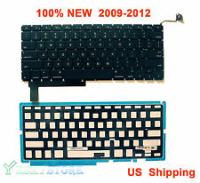 "100% NEW Macbook Pro Unibody 15"" A1286 Keyboard w backlight 2009 2010 2011 2012"