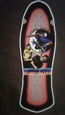 "Alva John Thomas Going Off replica Skateboard Deck Shaped Sticker over 7"""