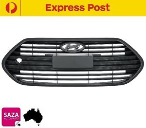 GENUINE Front Bumper Bar Grille for Hyundai Veloster FS2 Coupe SR Turbo 2011-On