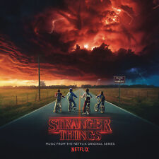 Stranger Things - Music From the Netflix Original Series - New Double Vinyl LP