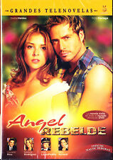 Angel Rebelde (DVD, 2007, 3-Disc Set)