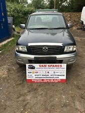 Mazda B2500 Double cab 2.5 TD 2006 front WHEELBOLT ONLY Breaking for spares