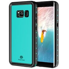 For Samsung Galaxy S8 Plus Waterproof Case Shockproof Built-in Screen Protector