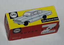 Reprobox Siku V 223 - Opel Rekord 1963