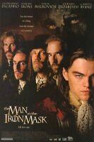 The Man IN The Iron Mask (Einzel Seiten) Regulär) Original Filmposter