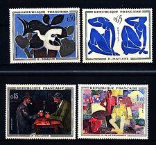 FRANCIA - Quadri di Francia - 1961 - Opere di pittori moderni. -