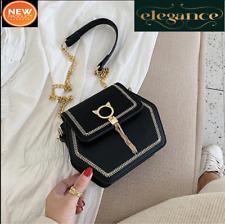 Women Fashion Large Dionysus Purse Leather Metal Chain Shoulder Handbag Luxury