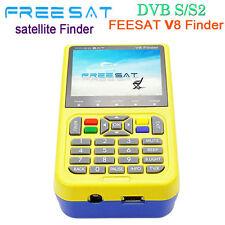 Freesat V8 Finder HD 1080P DVB-S2 High Definition Satellite Finder MPEG-2 MPEG-4