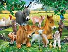 On The Farmland 300 Piece Jigsaw Puzzle By SunsOut For Sale